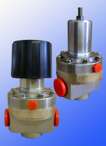 Pressure regulator picture