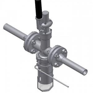 sampling valves