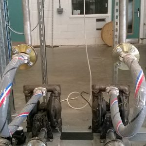 Process Manufacturing Centre - Kirklees College Huddersfield - Elaflex hoses
