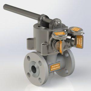 machine guarding valve interlocks