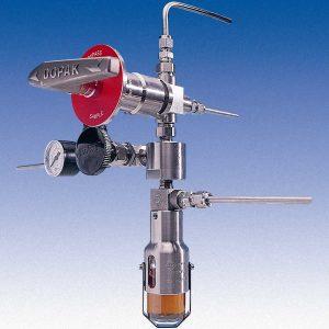 Dopak DPM liquid sampling system