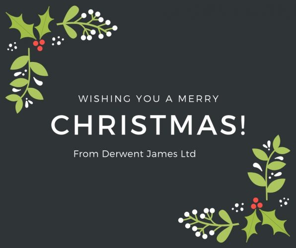 merry christmas from derwent james ltd