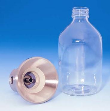 Sample bottle adapter