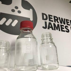 schott duran sample bottles