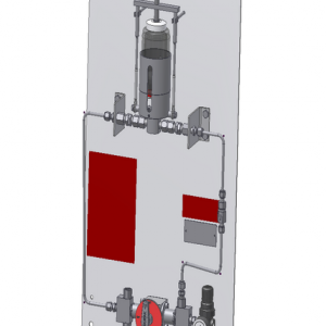 liquid sample recovery system