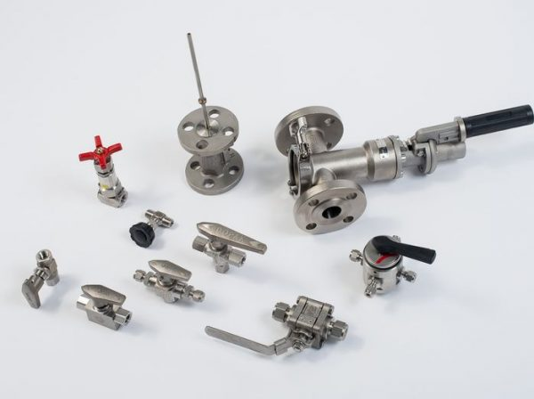 stainless steel valves and fittings